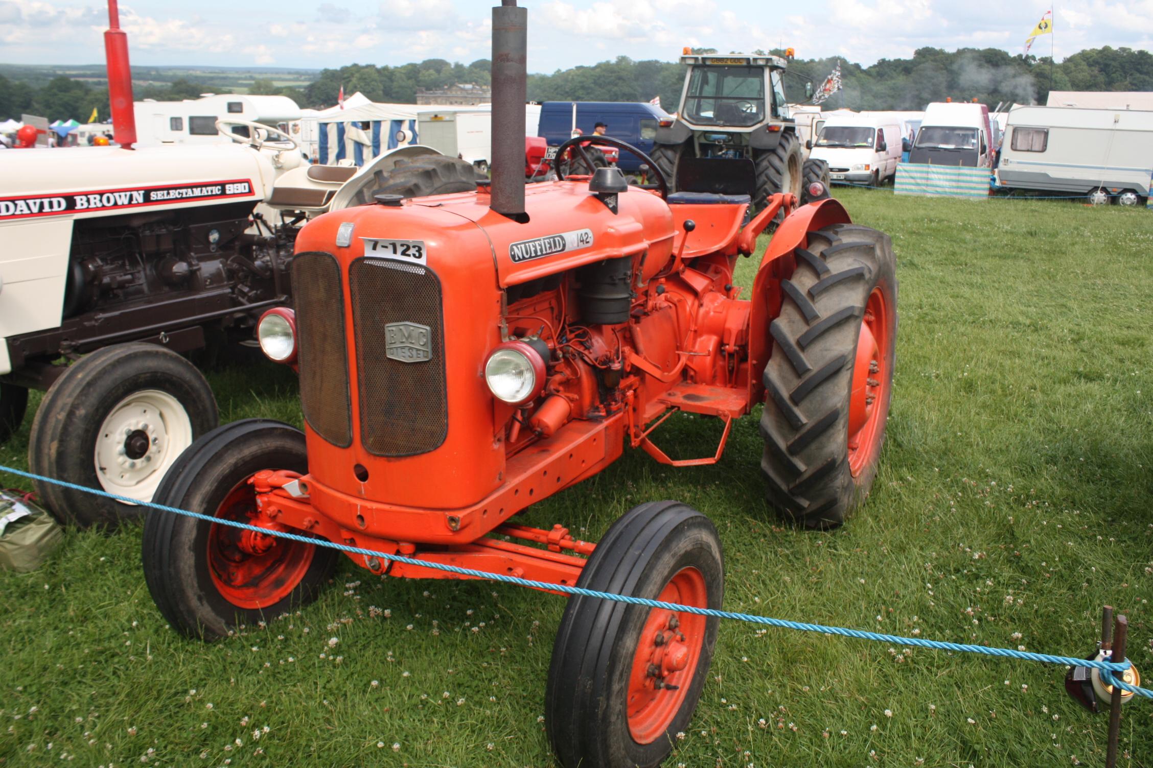 nuffield 4dm engine kit