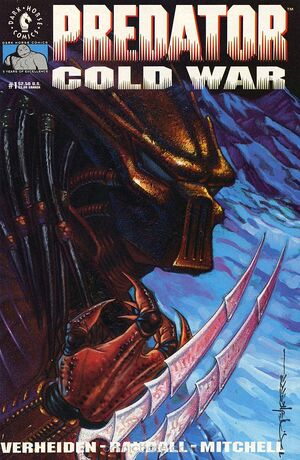 Predator Cold War Vol 1 1