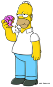 Homer Simpson 2006