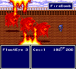 FFIV Red Fang SNES