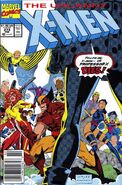 Uncanny X-Men Vol 1 273