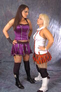 Cheerleader Melissa &amp; LuFisto 1