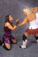 Cheerleader Melissa &amp; LuFisto 2