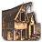 Small market building icon