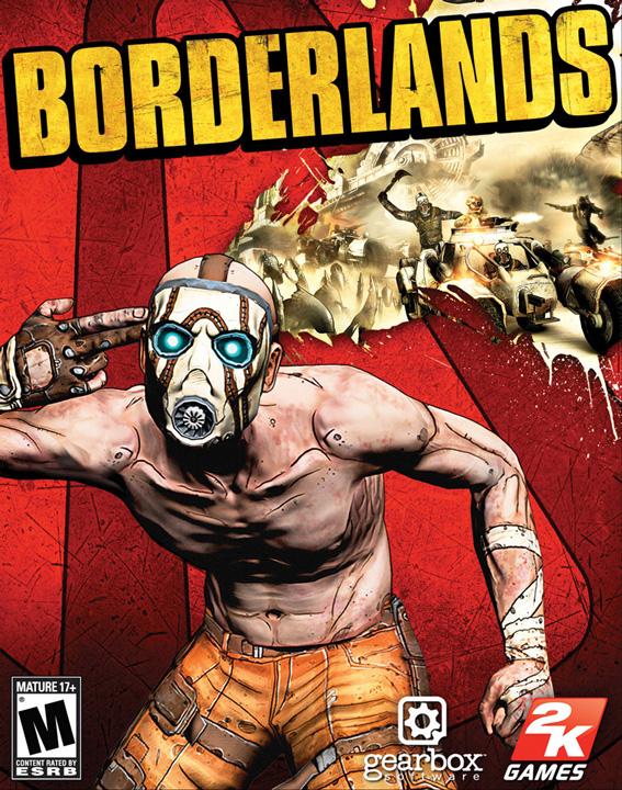 La jugoteca del trol BorderlandsBoxArt