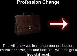 """Profession Change"""