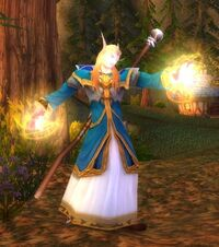 Alliance Priest