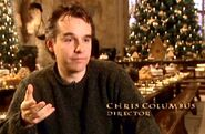 Chris Columbus (Director HP1 and HP2) SS screenshot