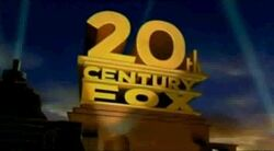 Screenshot 20th Century Fox Logo in 1995