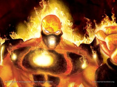 Blaze Mortal Kombat