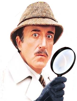Peter Sellers from wiki about Clouseau