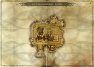 Map-Arl of Denerim&#39;s Estate - Exterior