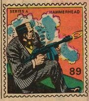 Hammerhead Marvel Value Stamp