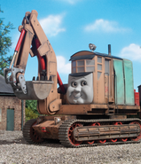 OlivertheExcavator