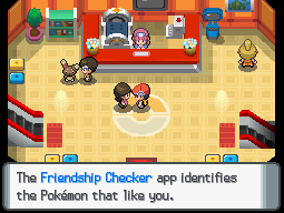 Friendship Checker 1