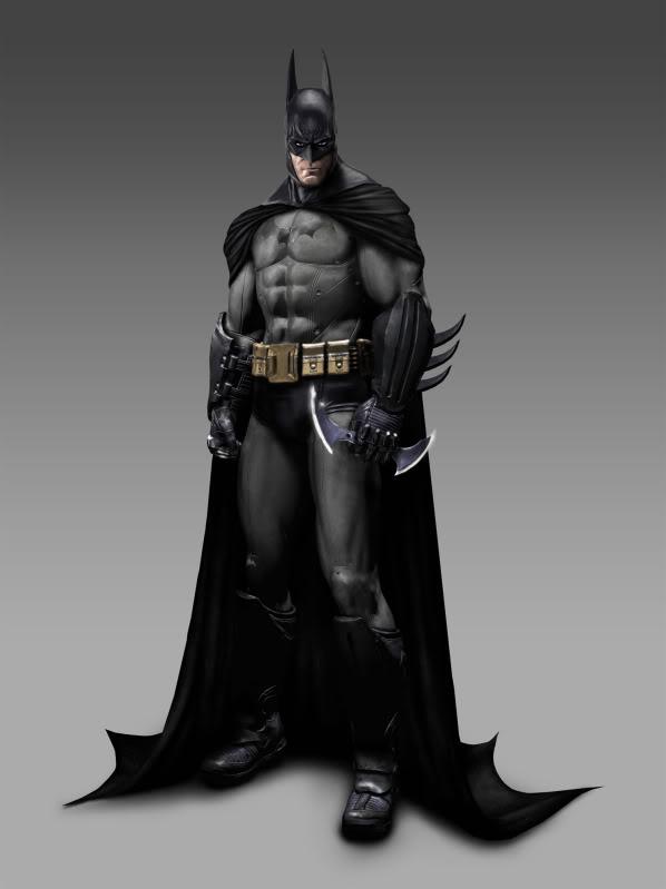 Batman Arkham Batsuit Comparisons Batman Comic Vine