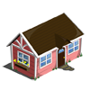 Pink Cottage-icon