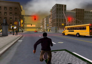 Schoolbus GTA III