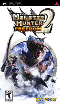 Game Cover-MHF2 US