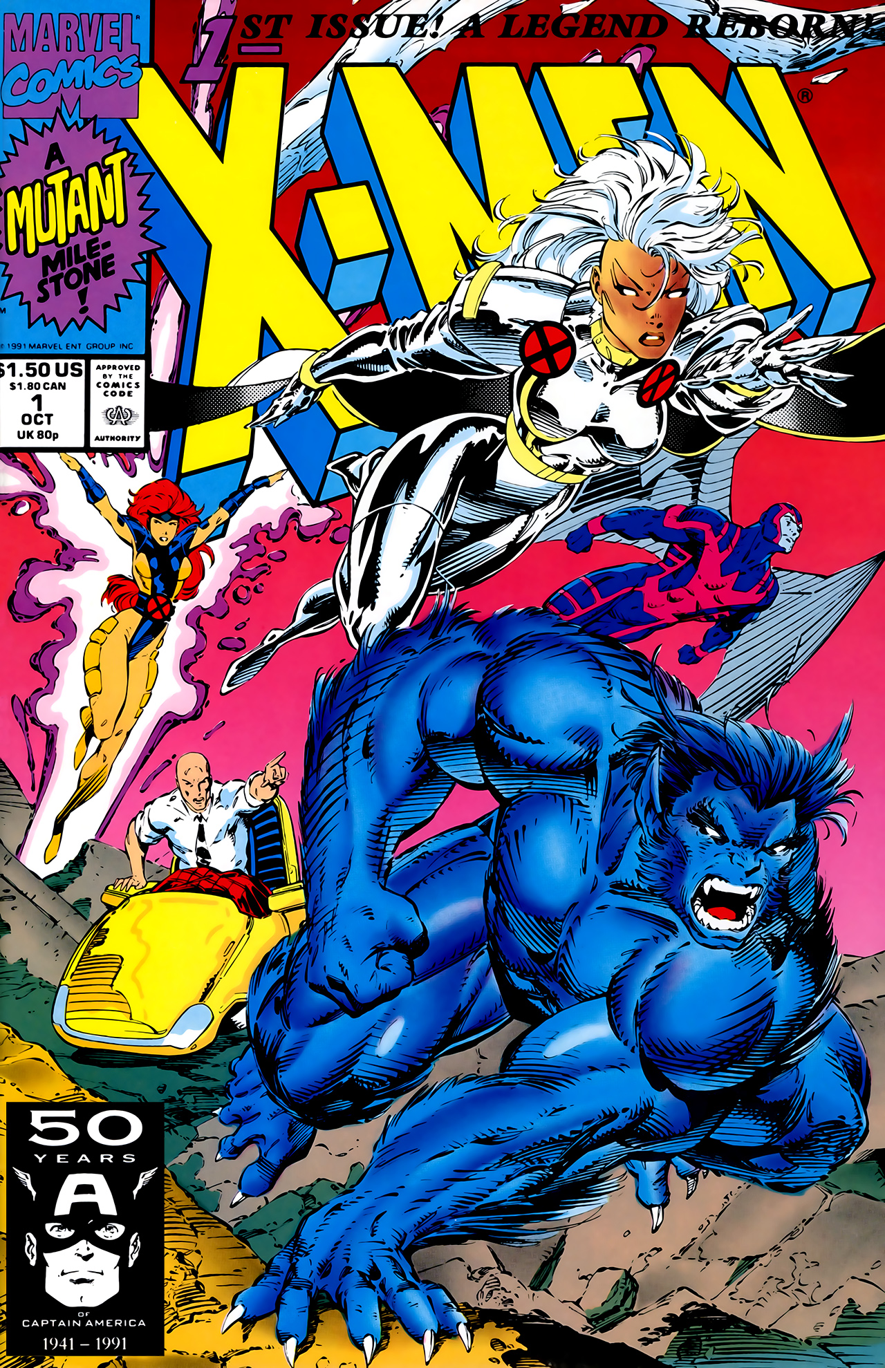 Book Cover Art Database : X men vol marvel comics database