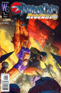 Thunder Cats Wikia on Thundercats  Hammerhand S Revenge 1   Thundercats Wiki