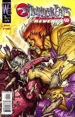 Thunder Cats Wikia on Thundercats  Hammerhand S Revenge 5   Thundercats Wiki