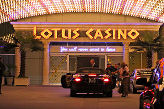 is lotus casino las vegas real