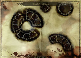 Map-Templar&#39;s Nightmare