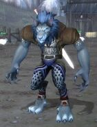 Worgen Warrior 2