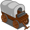 Covered Wagon-icon