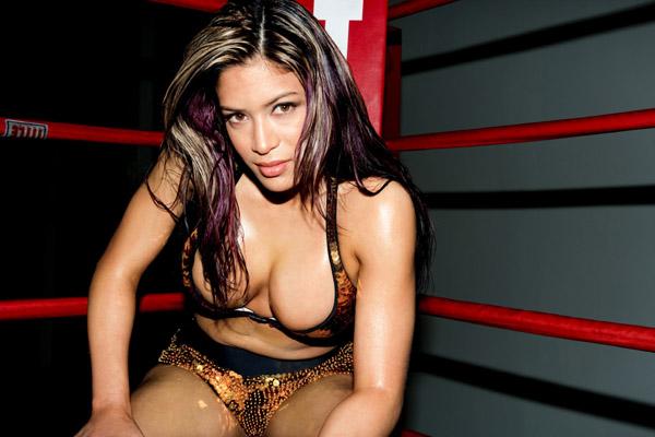 2014 WWE Melina Perez