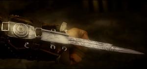"""Спрятанный клинок.  Оружие ассасинов  """"Клинков Правды """"."""