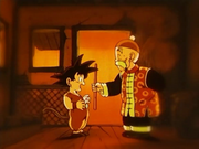 GGohanGivesPowerPGoku