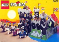 6086 Black Knight's Castle