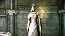 Statue of Andraste (DAO)