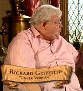 Richard Griffiths (Vernon Dursley) PoA screenshot