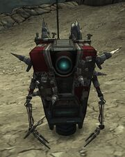Badass Claptrap