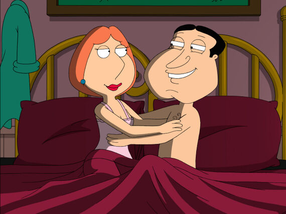 Family Guy Season 8 Episode 9 Business Guy