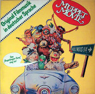 MuppetMovie-GermanSoundtrack-1979