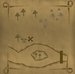 Map clue Varrock west mine