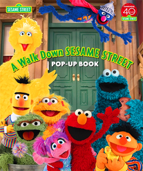 A Walk Down Sesame Street