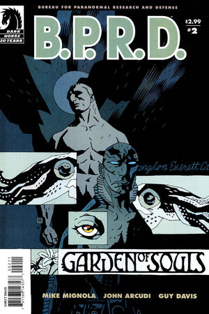 BPRD Garden of Souls Vol 1 2