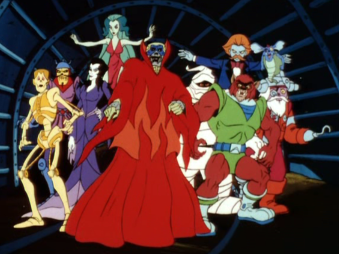 Ghostbusters Character Guide Filmation Ghostbusters Wiki