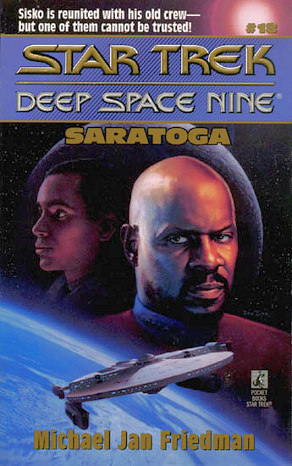 Star Trek DS9 - 18 - Saratoga
