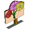 Gerbera Daisies Mastery Sign-icon