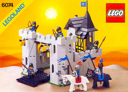 6074 Black Falcon&#39;s Fortress