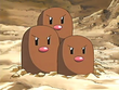 EP405 Dugtrio de Katie