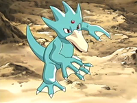 EP405 Golduck de Katie