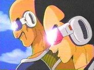 Nappa and vegeta