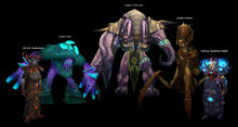 Ahn&#39;kahet bosses